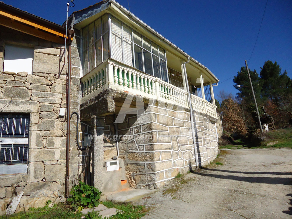 Casa en A Tellada – Meire