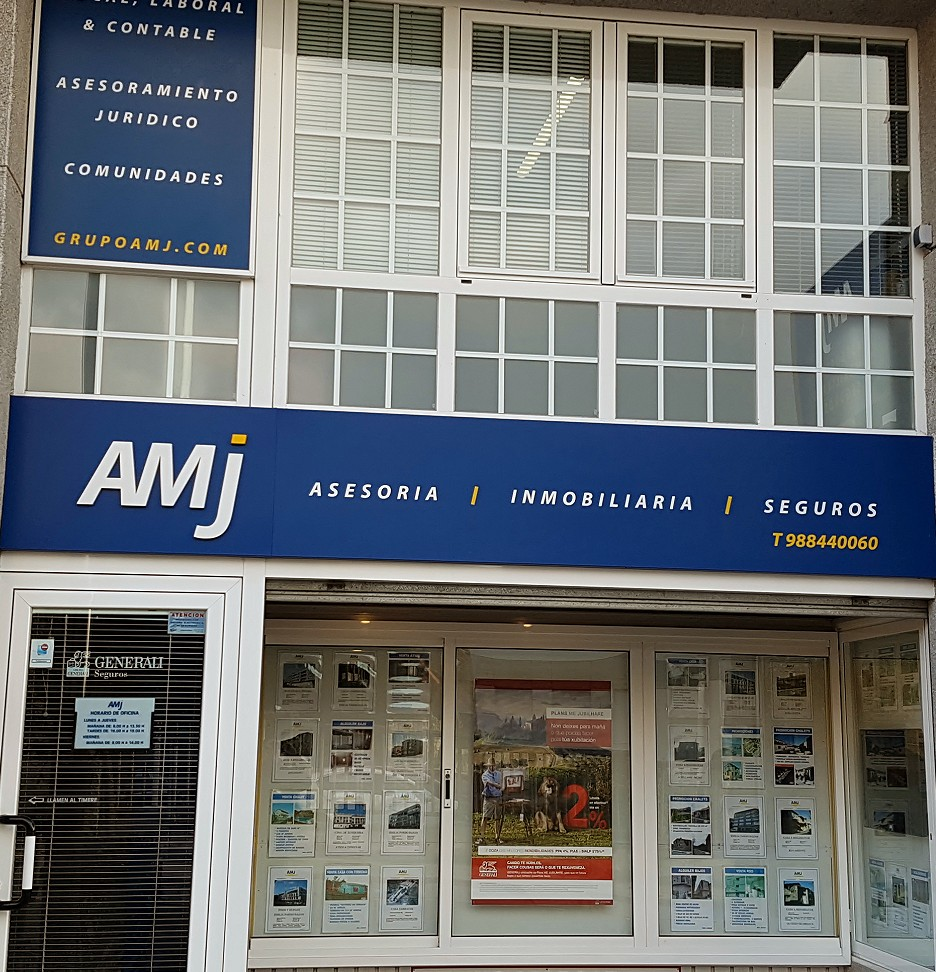 Contactar y solicitar informaci n grupo amj for Oficina correos ourense