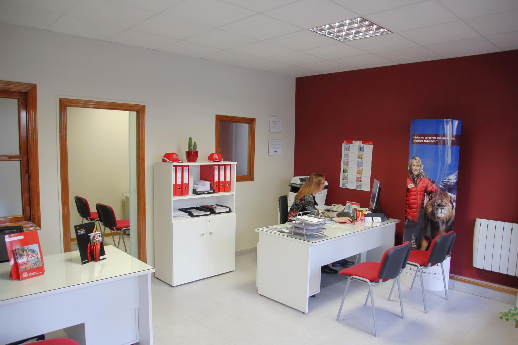 oficinas amj grupo amj