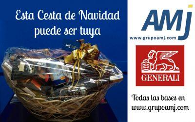Esta cesta puede ser tuya, participa en nuestra promoción