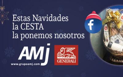 La Cesta de Navidad de Grupo AMJ