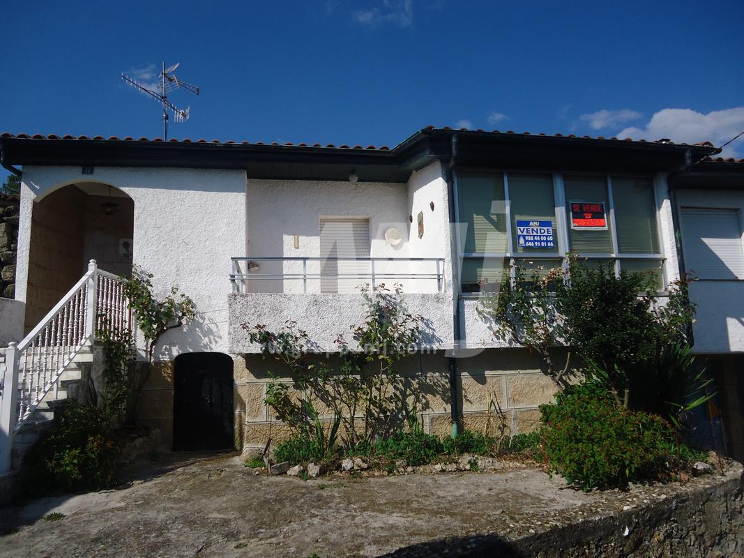 Casa en A Tellada